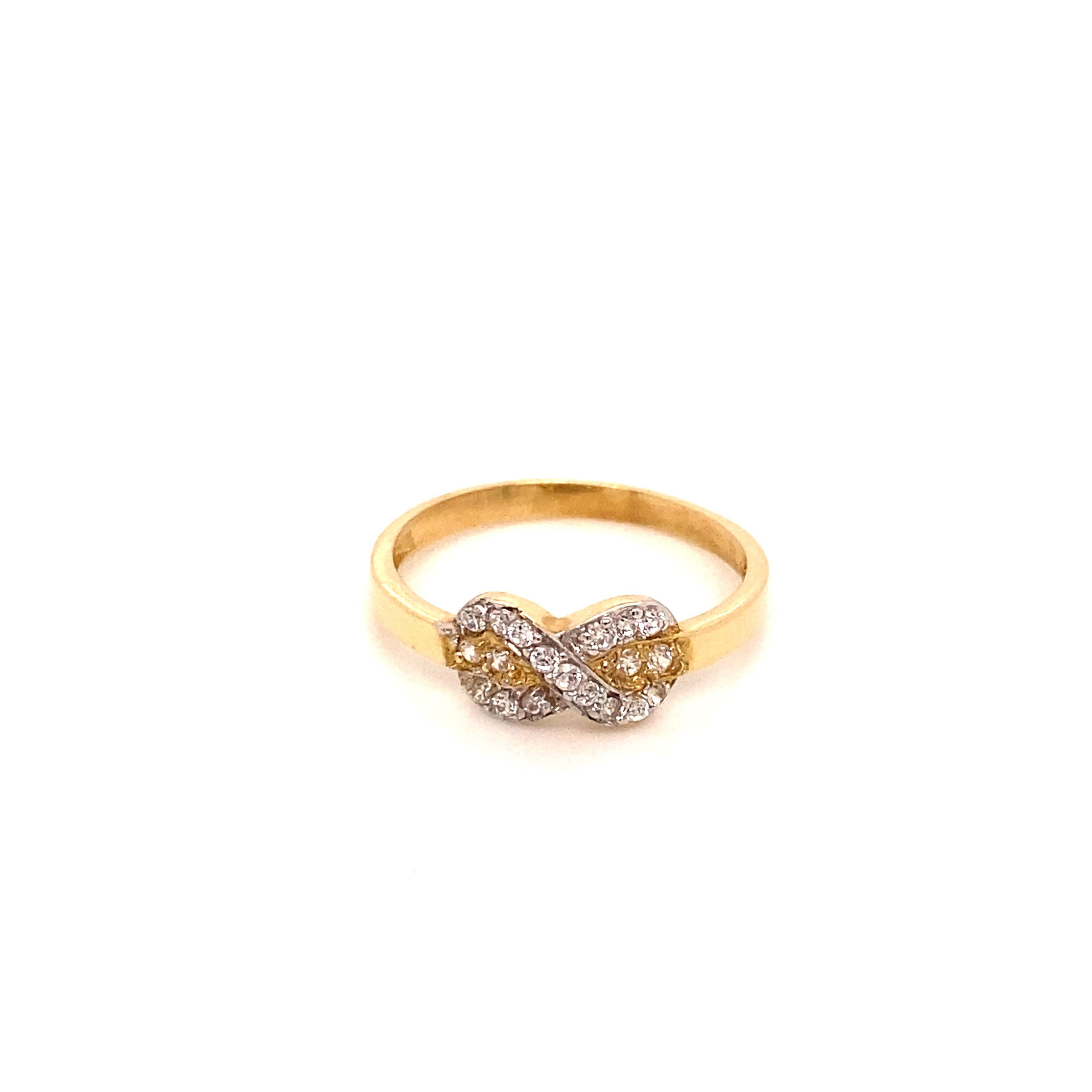 585 Gold Ring |  Sonsuzluk small