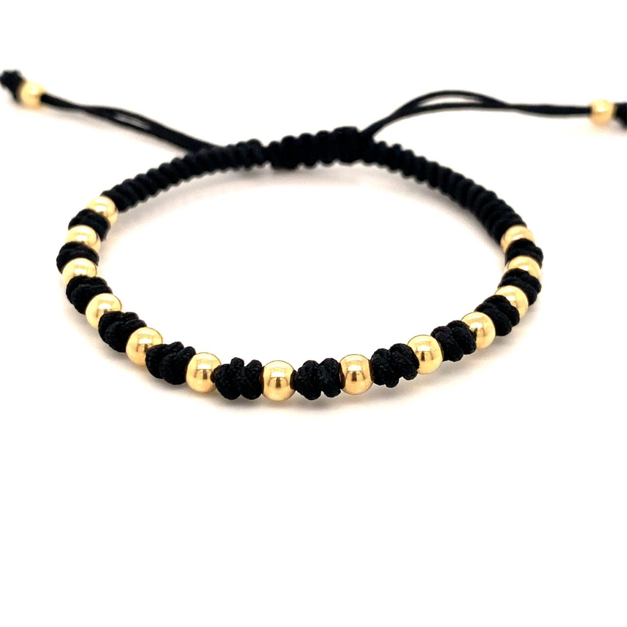 585 Gold Armband   Altin Boncuk