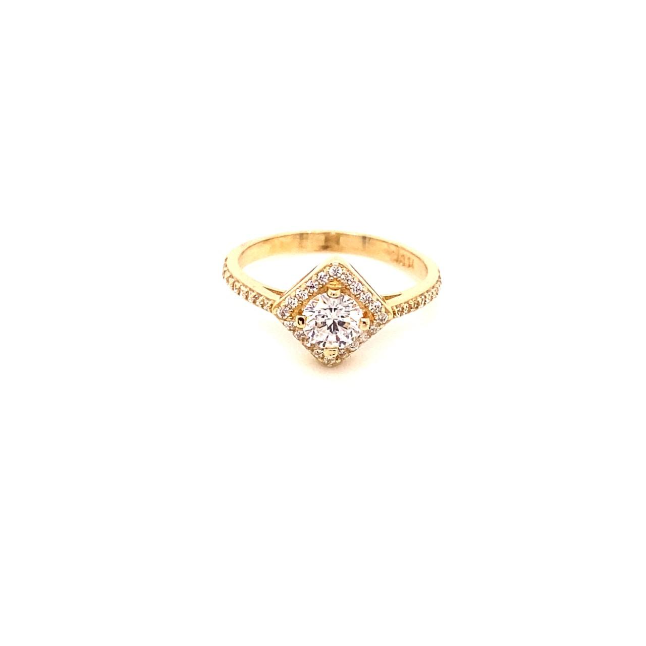 585 Gold Ring | Baklove