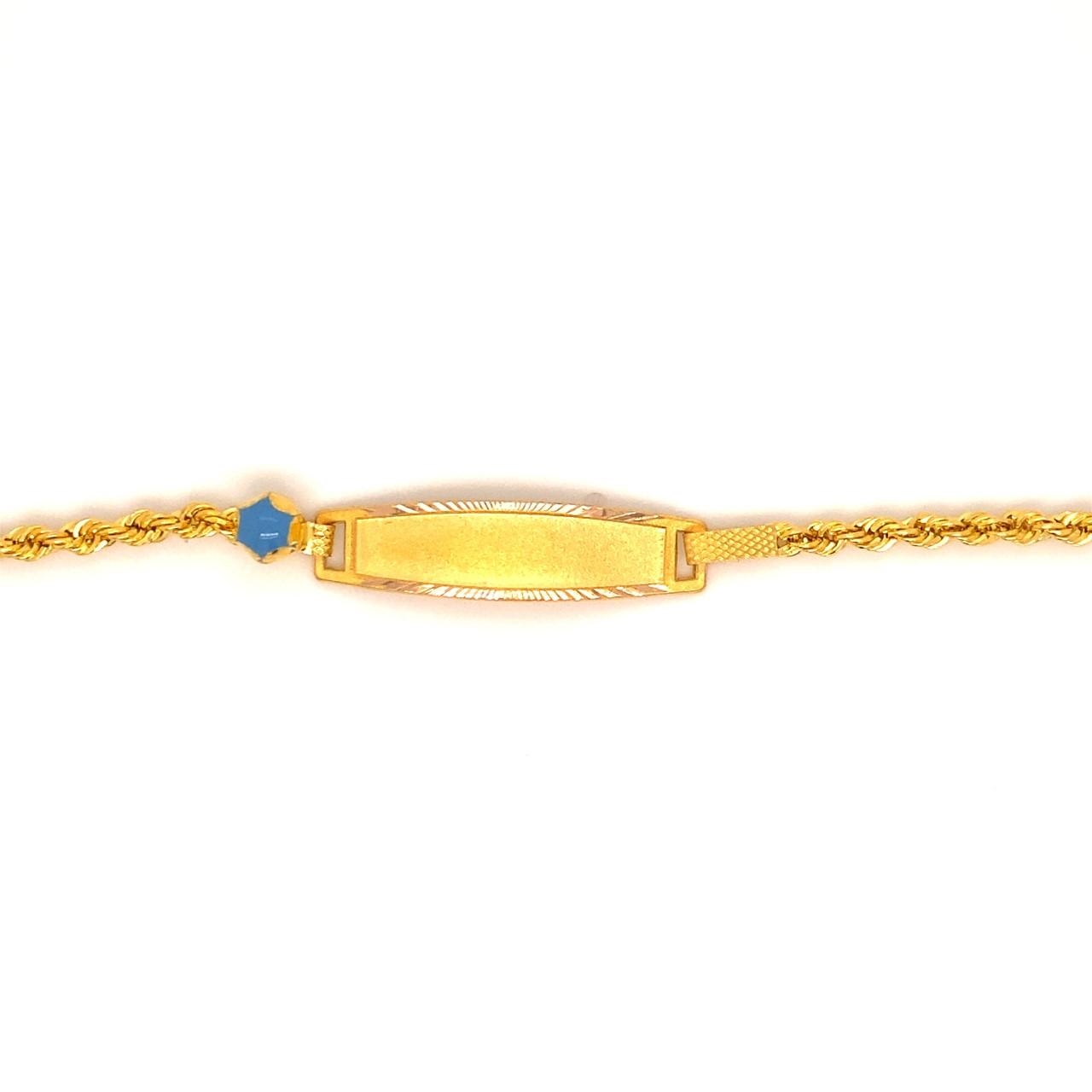 585 Gold Armband | Shine