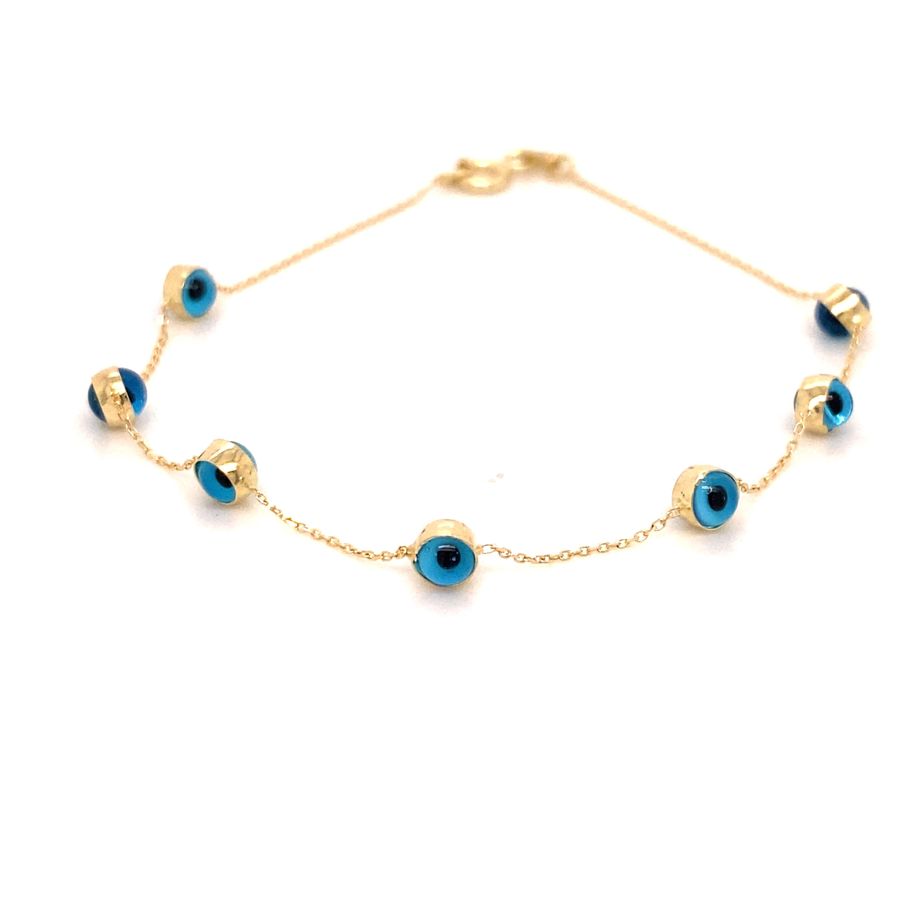 585 Gold Armkette | Nazar