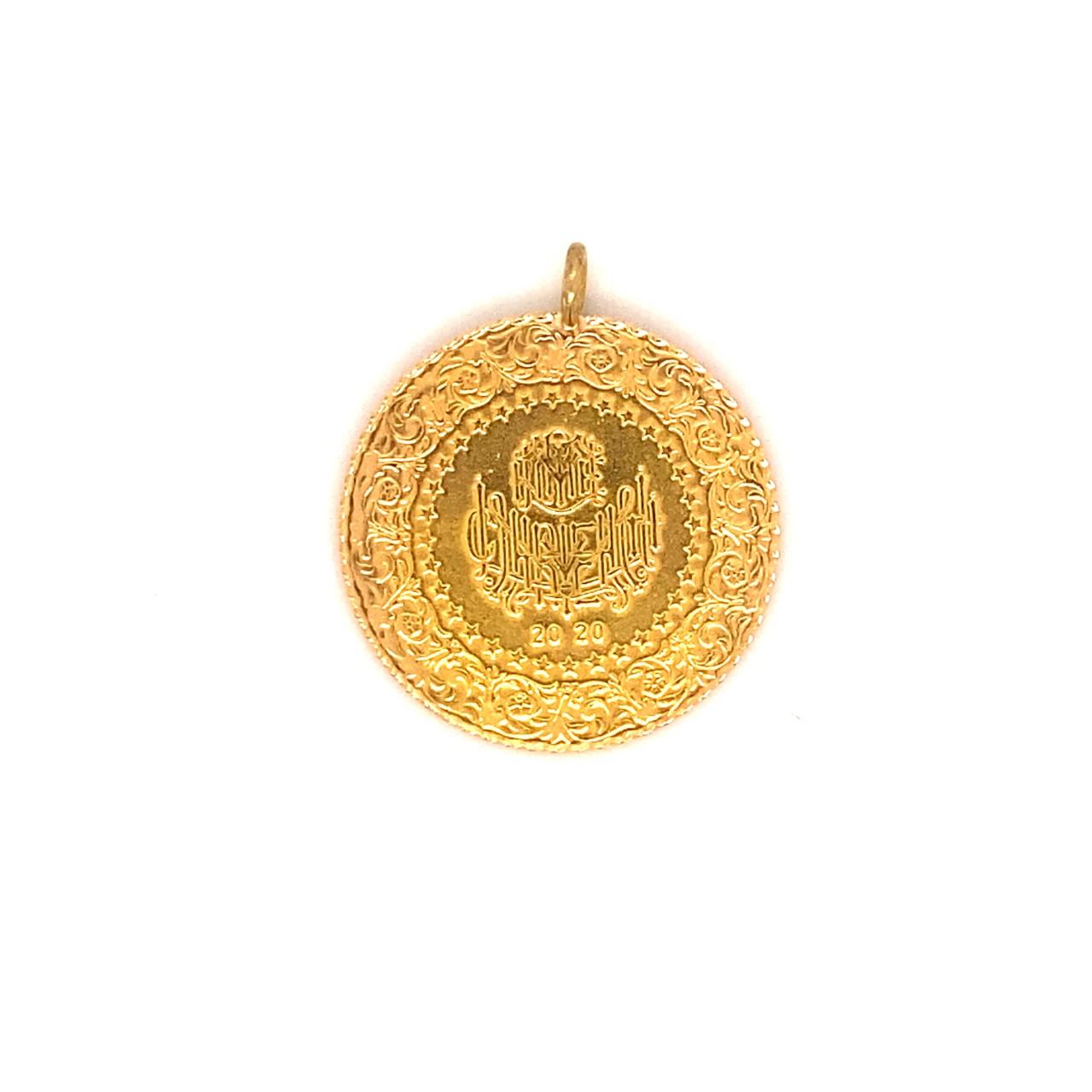 916 Gold | Yarim Cumhuriyet Altin