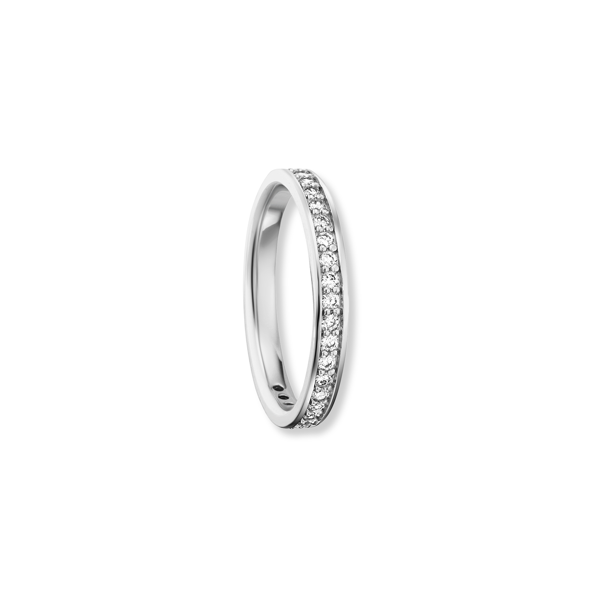 585 Gold Brillant   Ring 0,25 ct