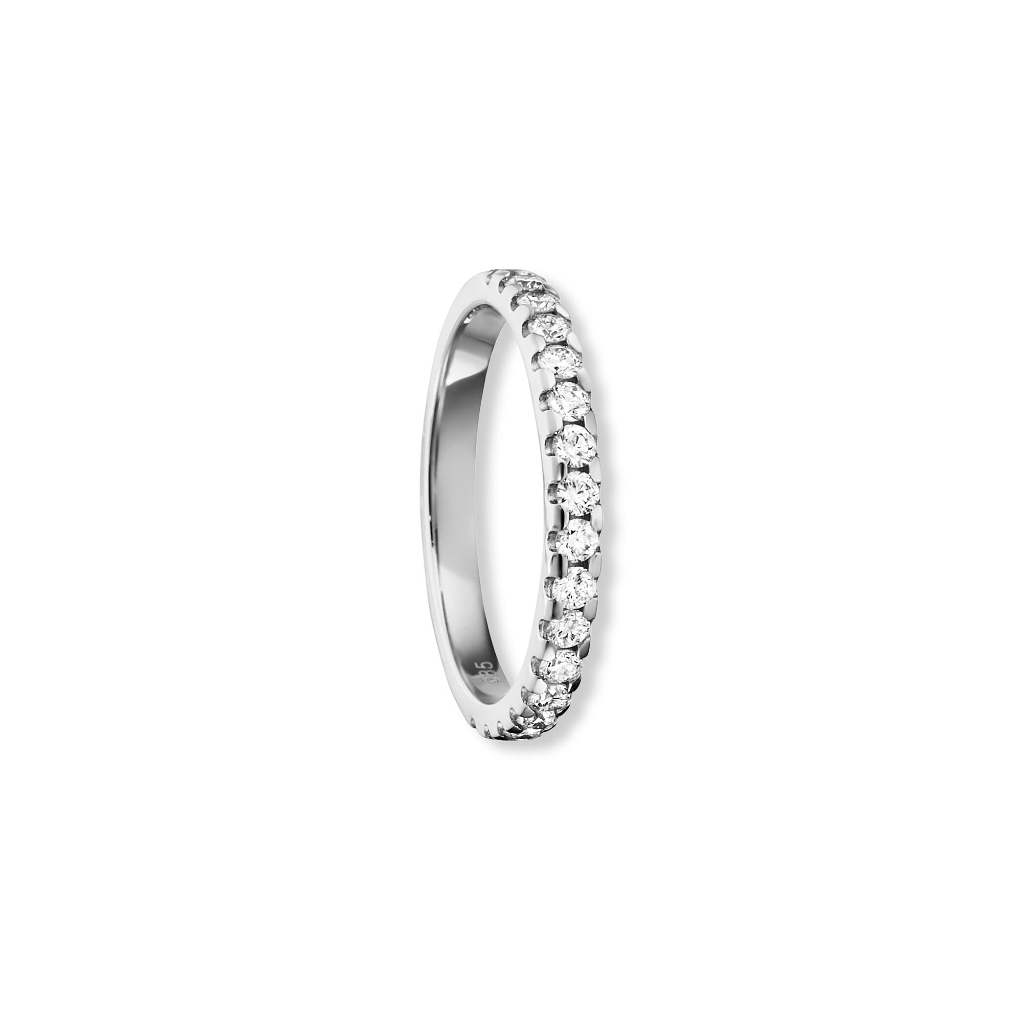 585 Gold Brillant   Ring 0,50 ct