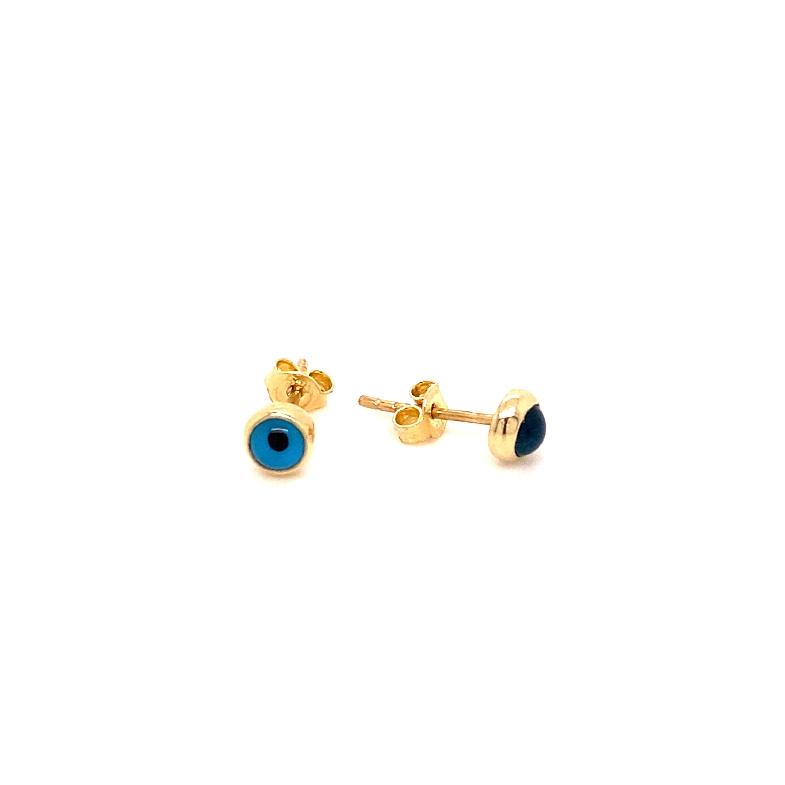 585 Gold Ohrring  | Nazar