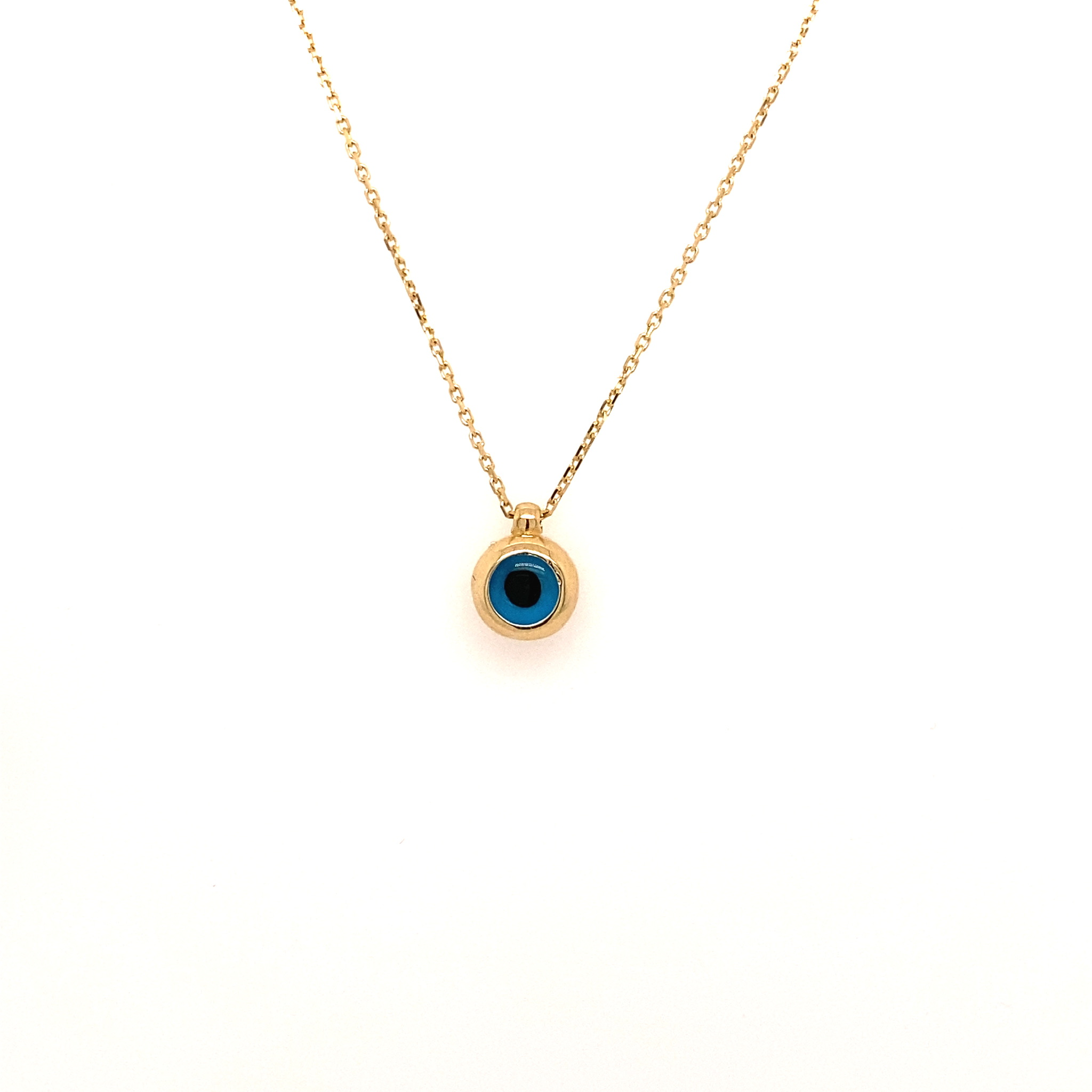 585 Goldkette | Eye medium
