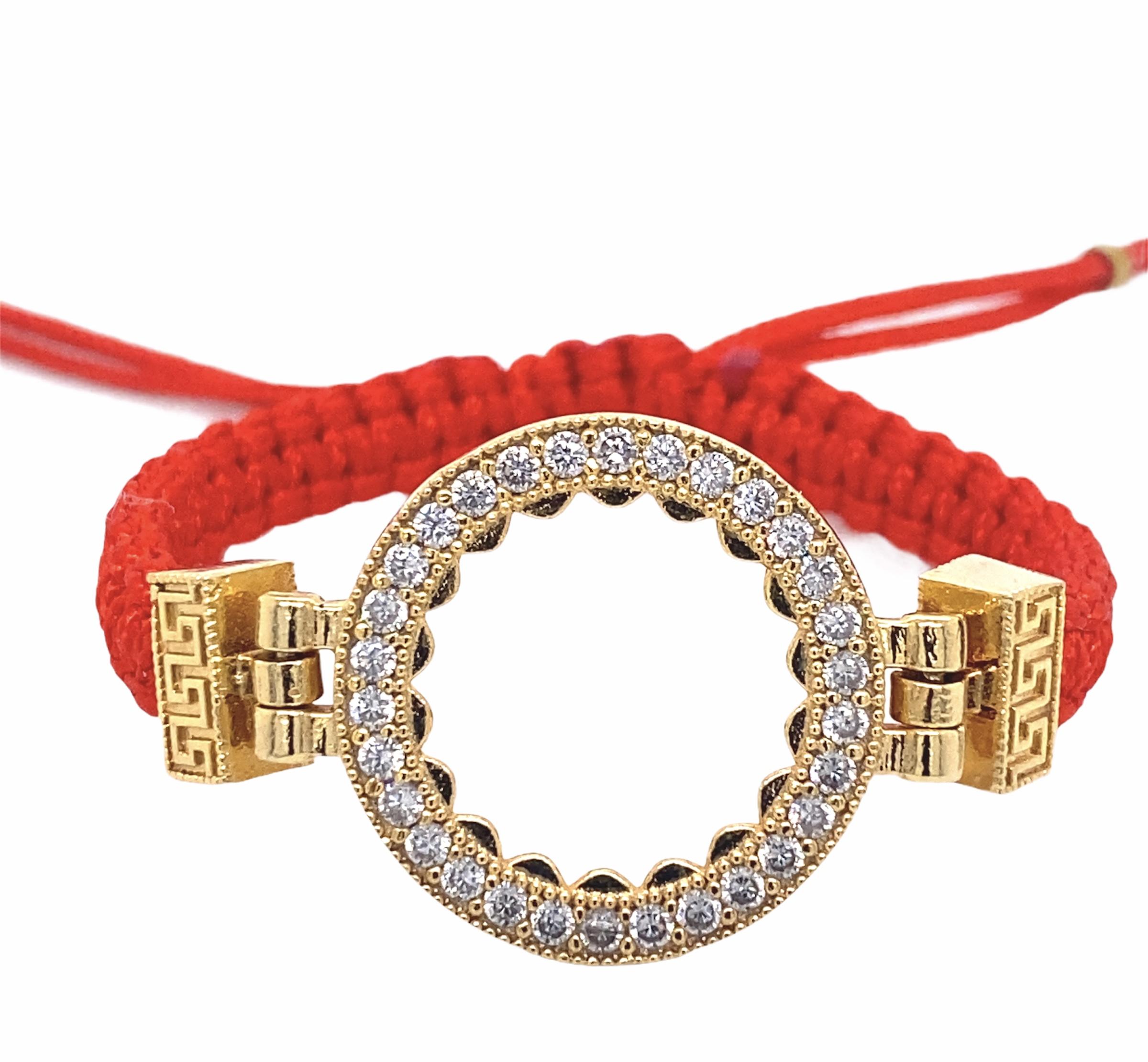 Armband für Münze