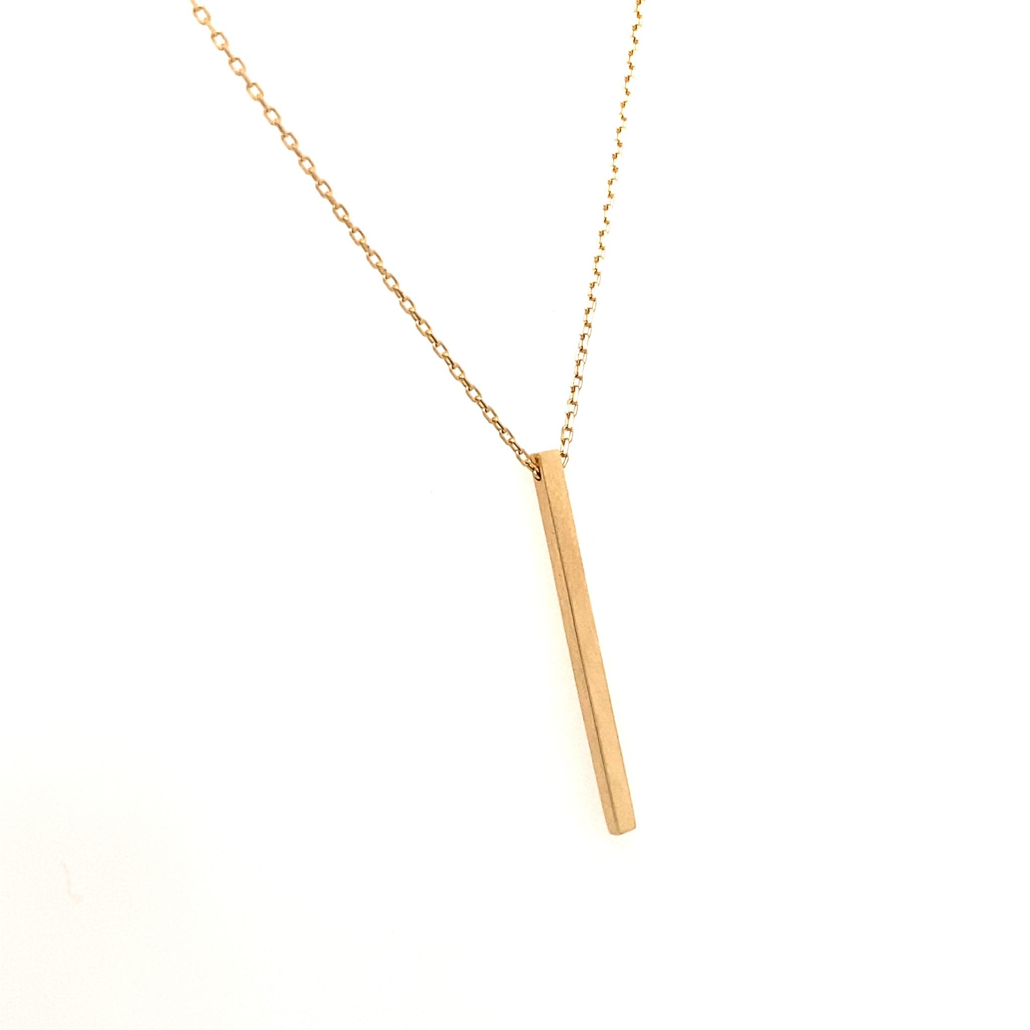 585 Goldkette | Stift
