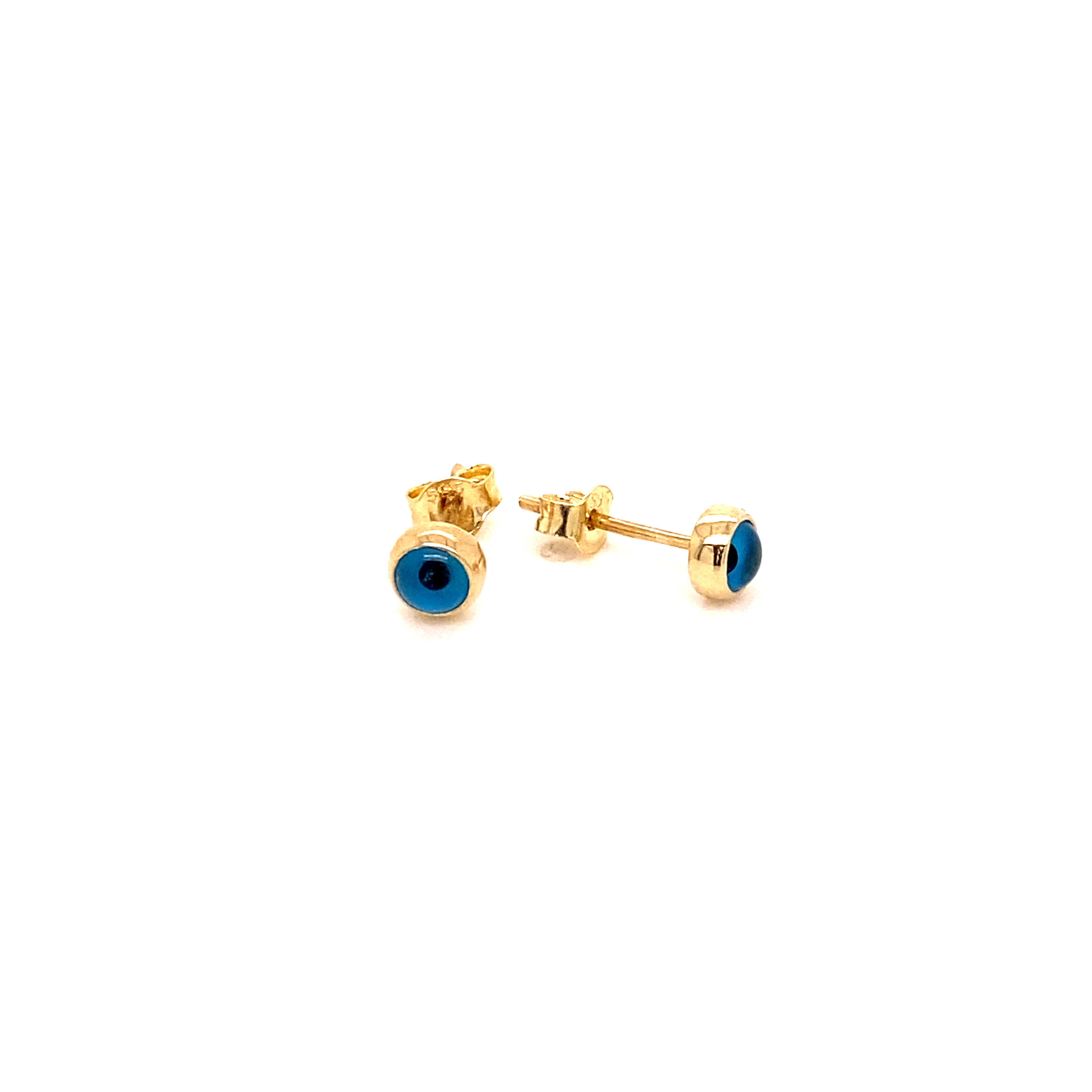 585 Gold Ohrring  | Nazar small