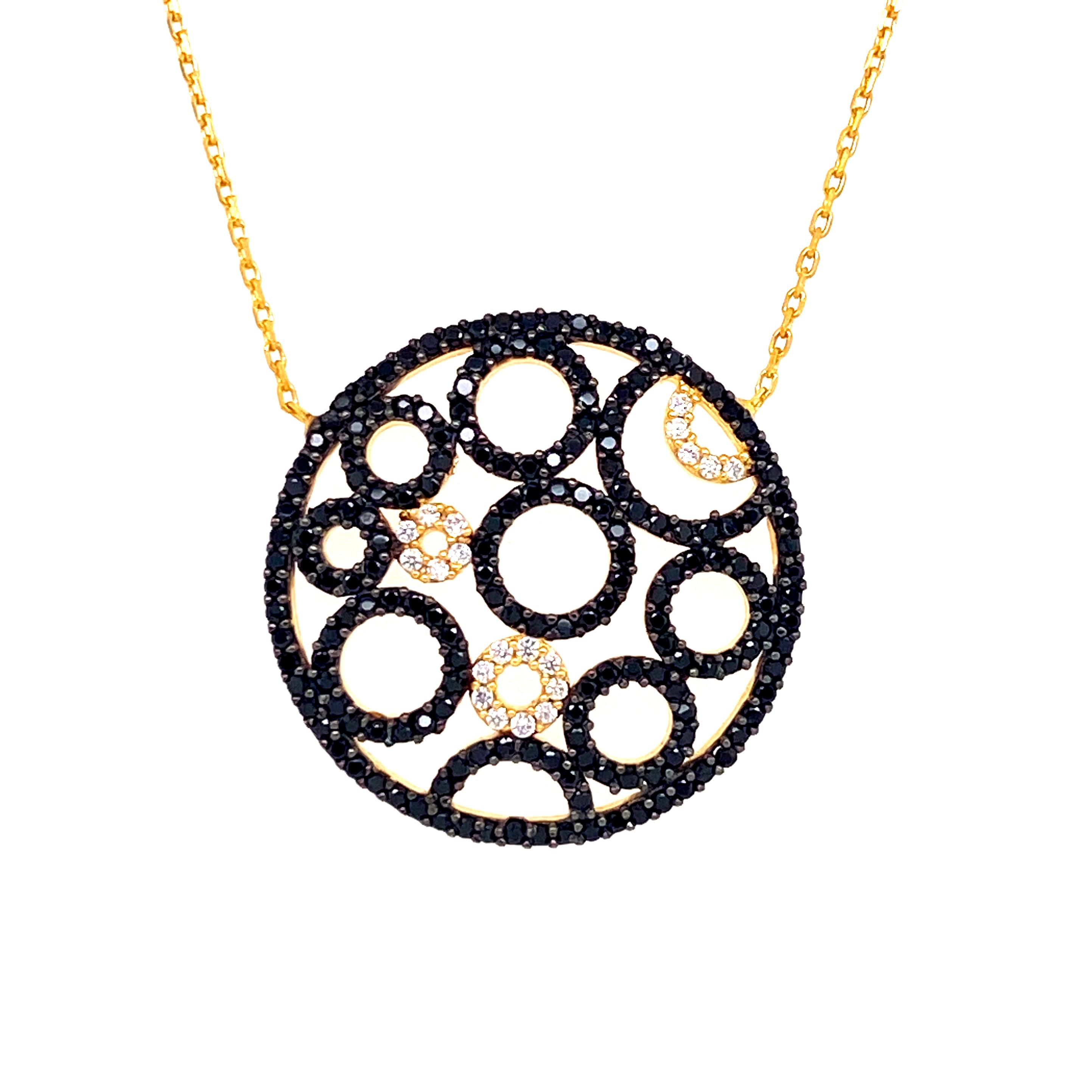 925 Silber Halskette | Wunderkreis