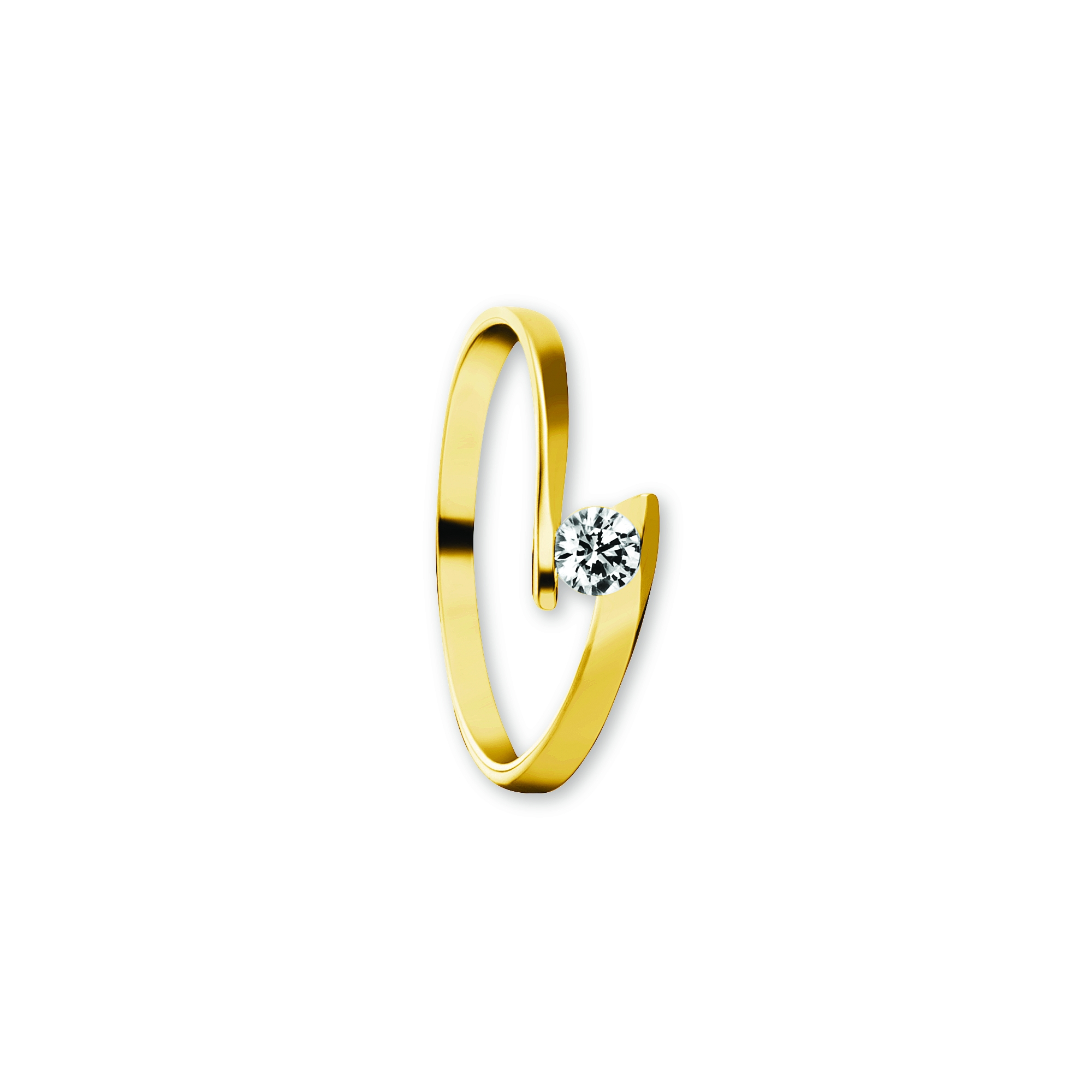 333 Gold | Ring Welle