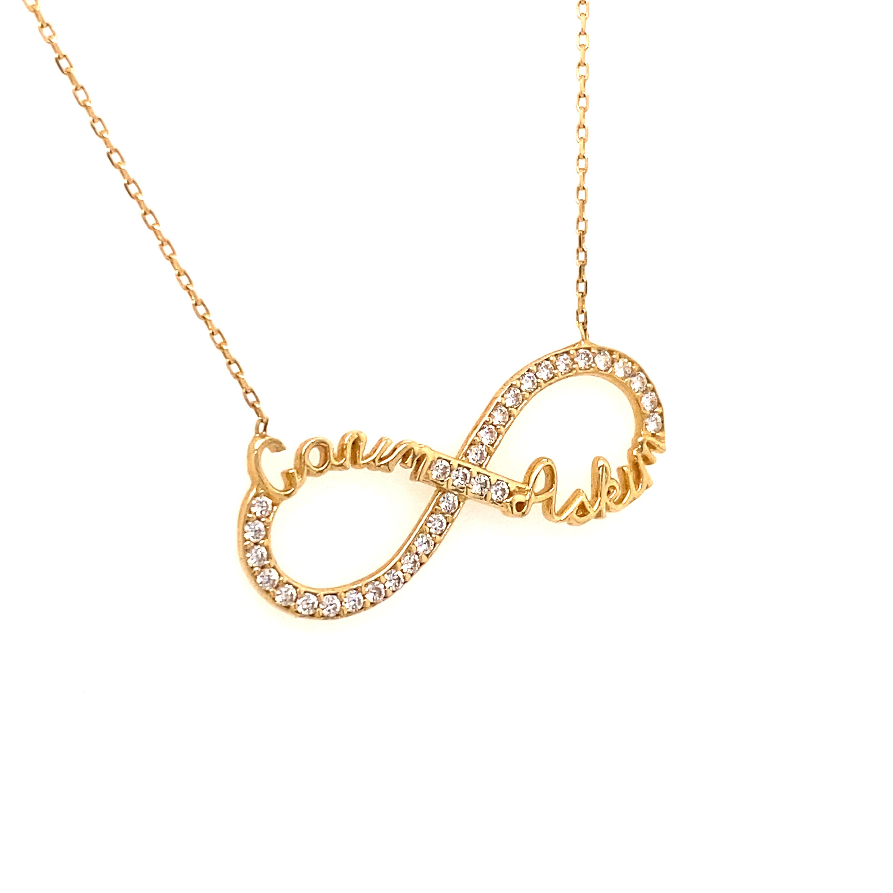 585 Goldkette | Canim Askim