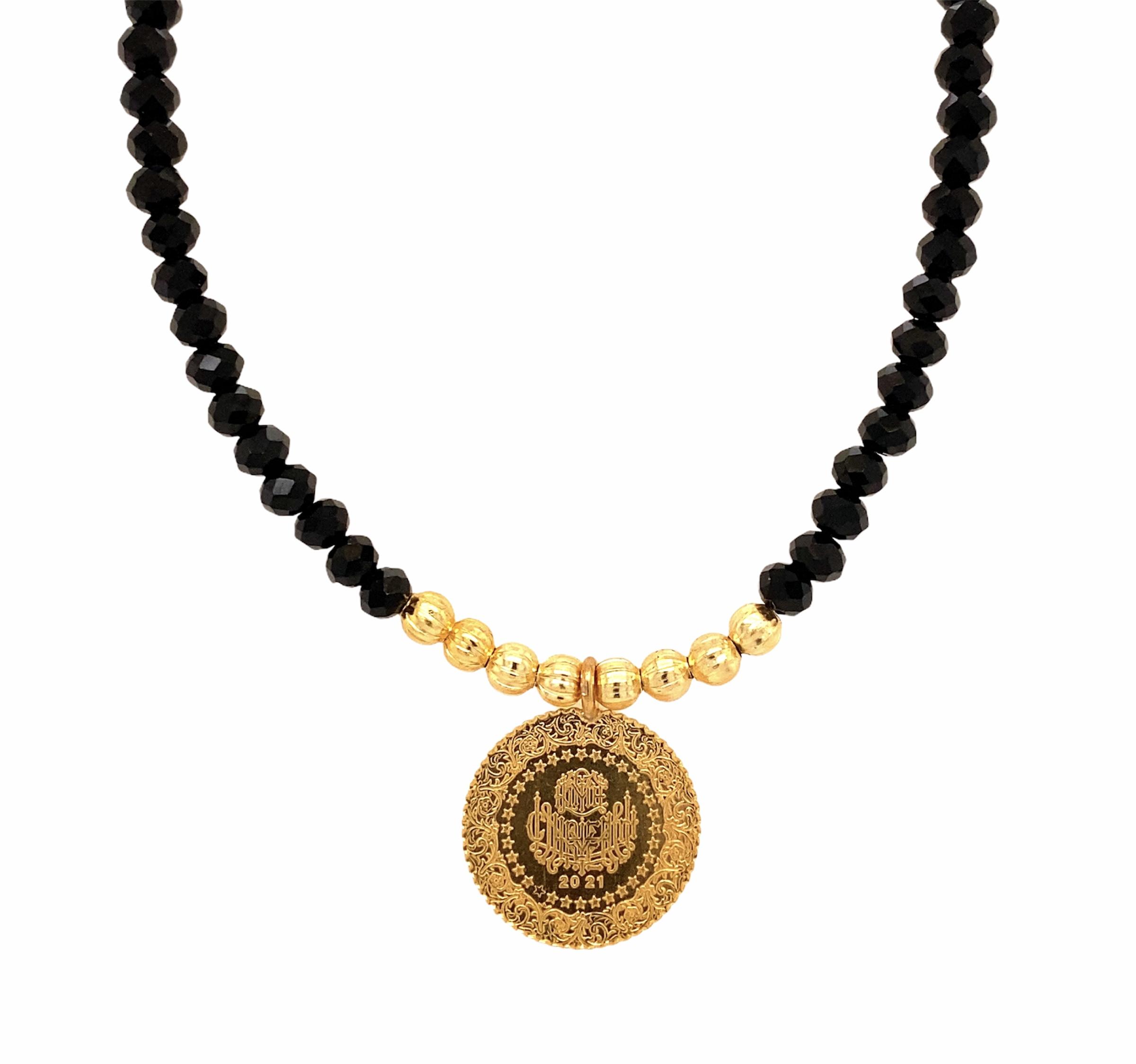 Halskette | für 916er Ceyrek Altin /Yarim Altin