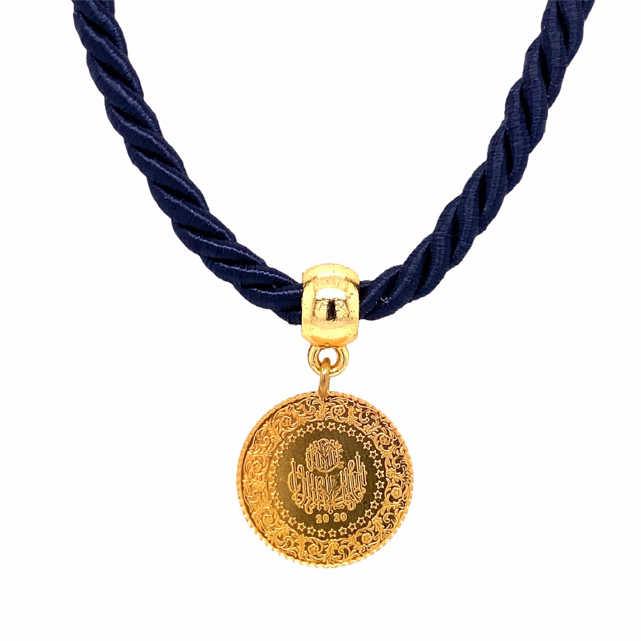 Halskette | für 916er Ceyrek Altin