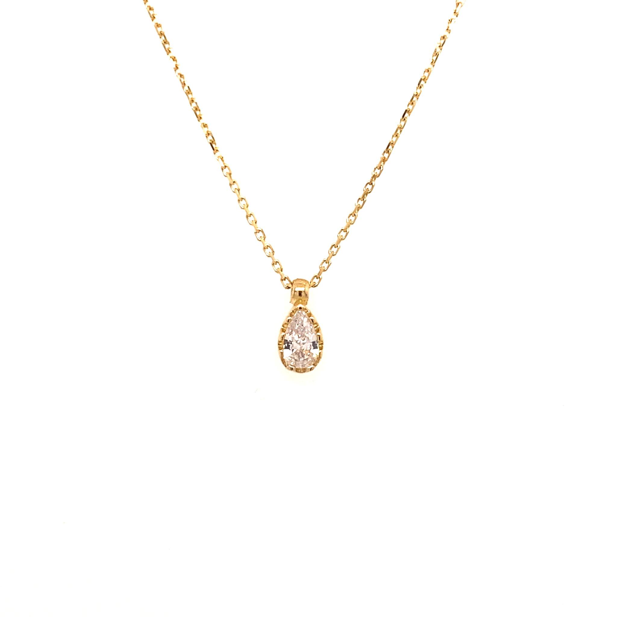 585 Goldkette | One Stone