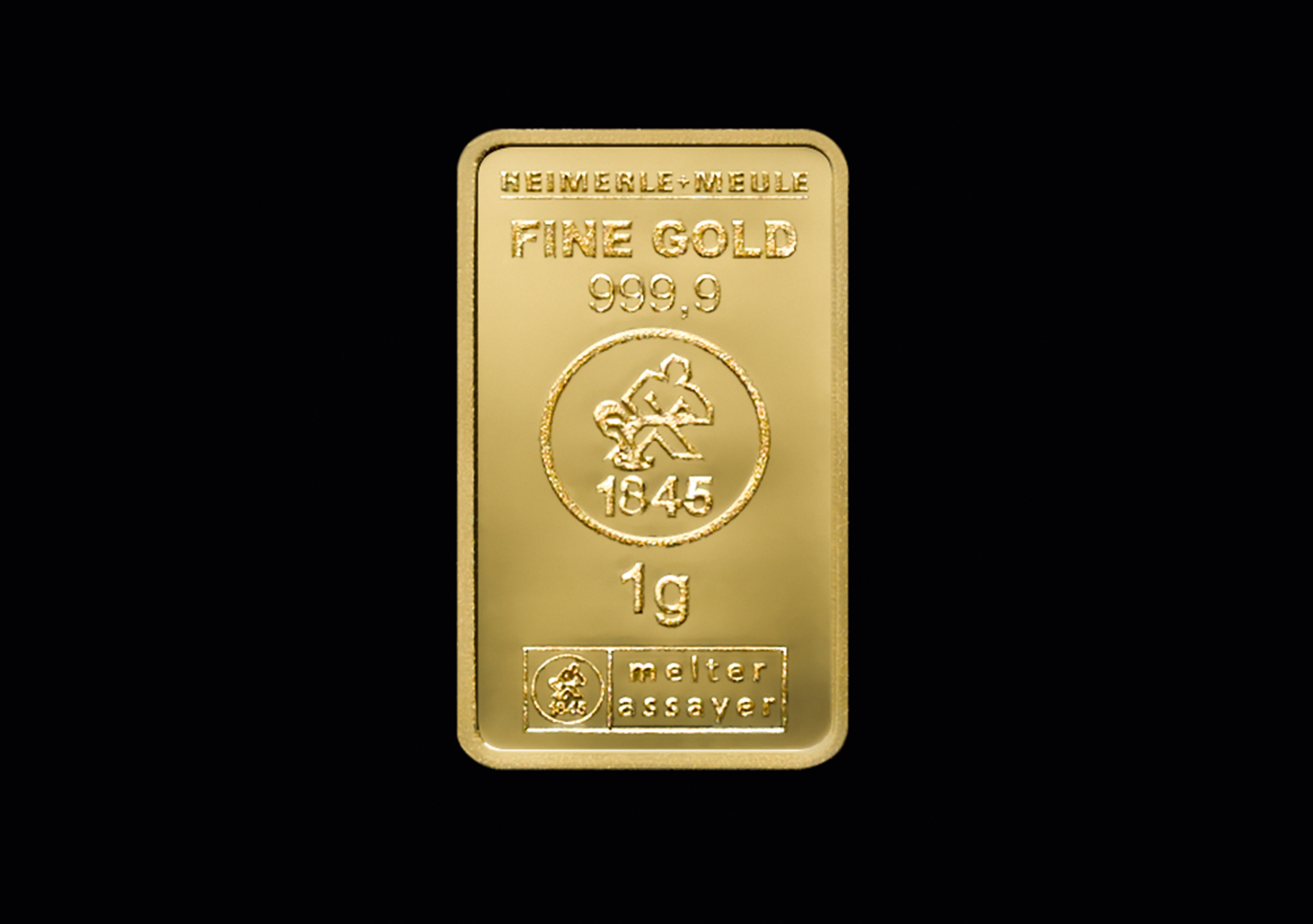 999 Fein Gold | 1 Gramm Goldbarren