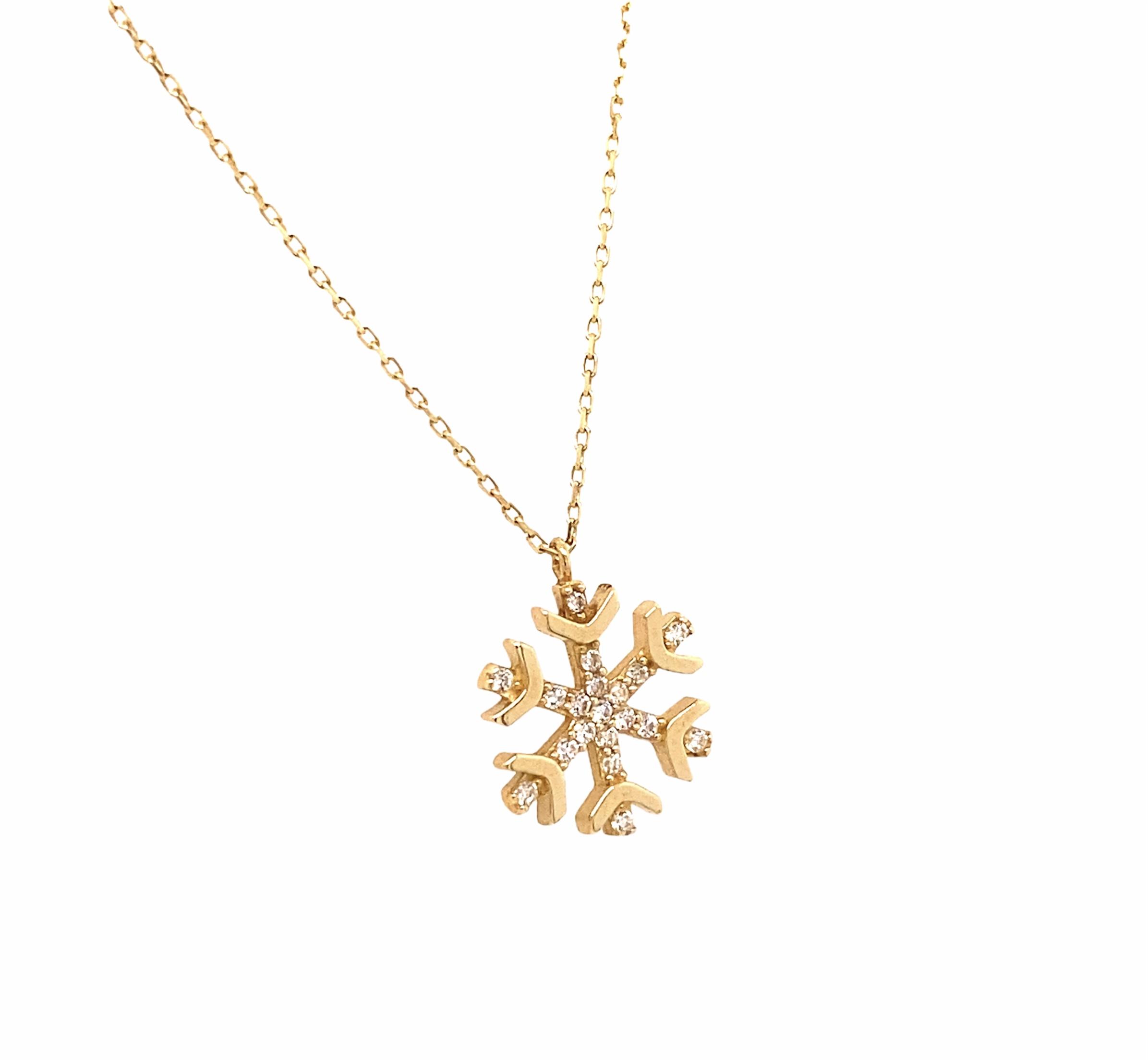 585 Goldkette | Kar Tanesi small