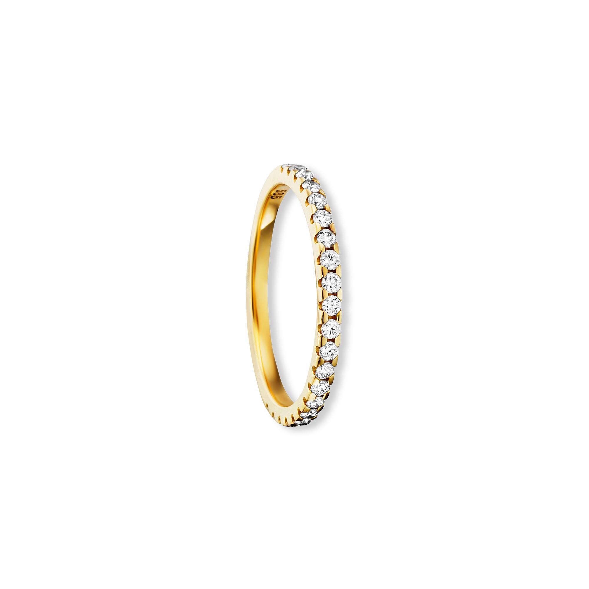 585 Gold Brillant | Ring 0,25 ct