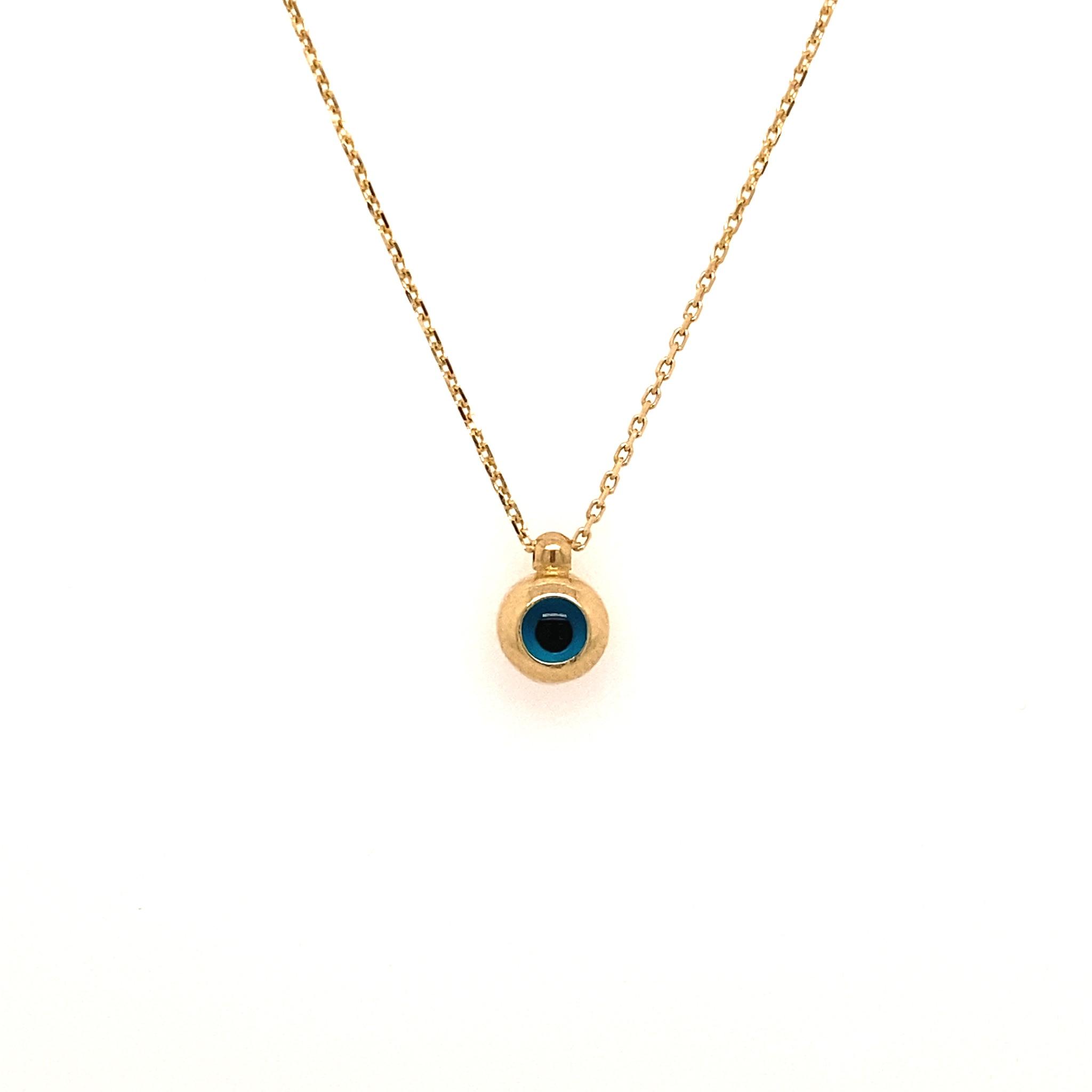 585 Goldkette | Eye small